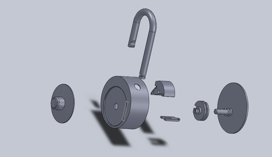 SolidWorks  Justin Andrade